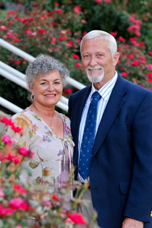 Chuck and Judy Brown - Staff Pic