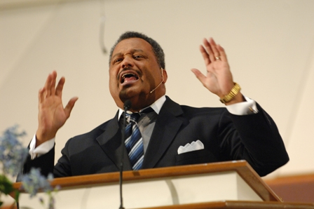Dr. Fred Luter