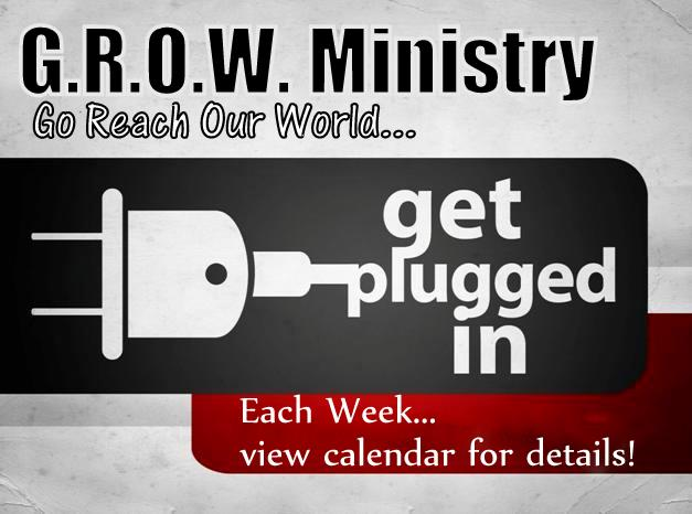 GROW MINISTRY