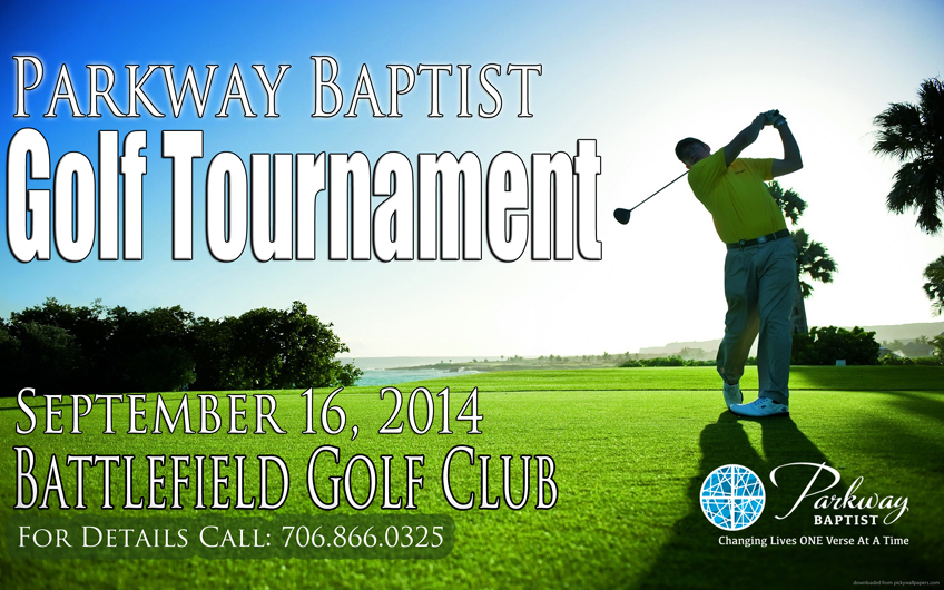 golf outing parkway baptist