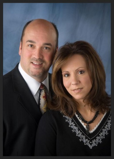 Senior Pastor David Sampson & wife Melissa Sampson