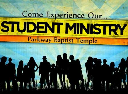 STUDENT MINISTRY NEW